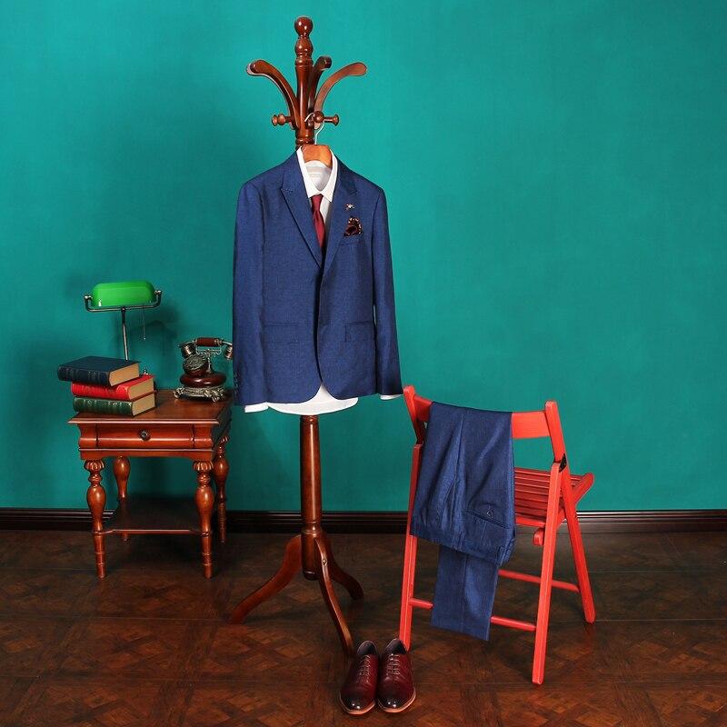 Kostume të reja të veshjes së dasmave të burrave të mbërritura - Veshje për meshkuj - Foto 3