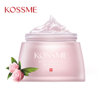 KOSSME 110g Rose Oil Essence Sleeping Face Mask Cream Nutrition Moisturizing Night Cream Anti aging Anti Wrinkle Skin Care 03EC