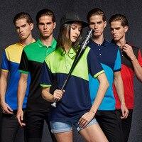 Ruoru S 4XL Quick Dry Cool Patch 2017 Polo Shirt Men Brand Short Sleeve Mens Polo
