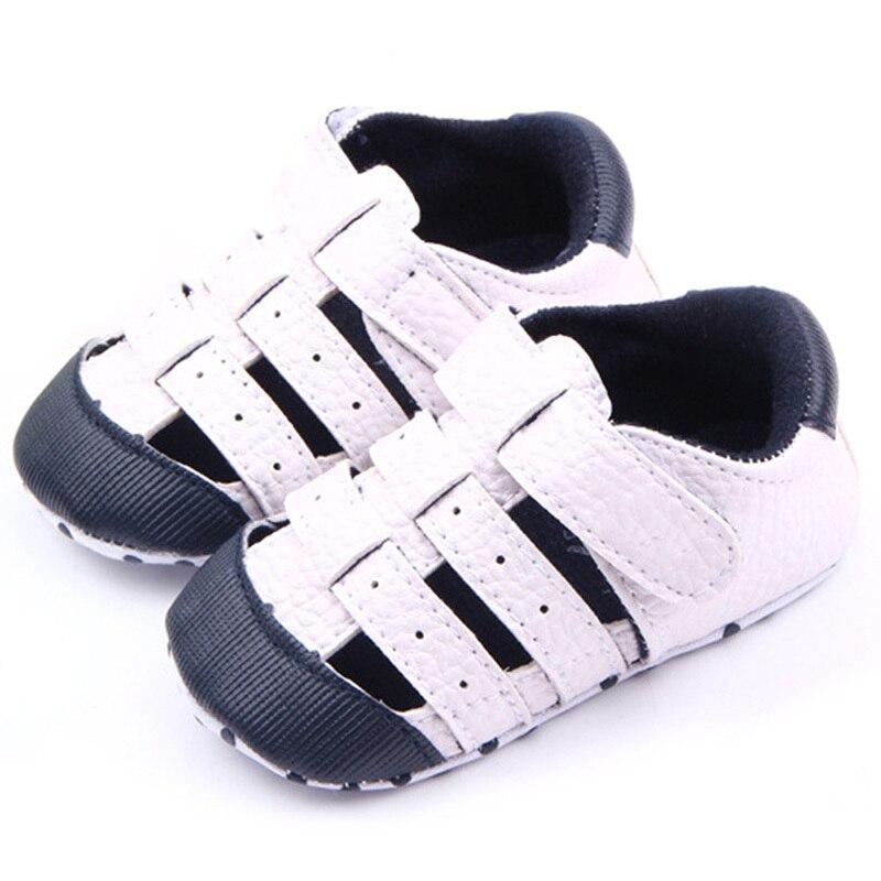 Zapatos de bebé Muchachas de Los Muchachos Al Aire Libre Suave de LA PU de Cuero