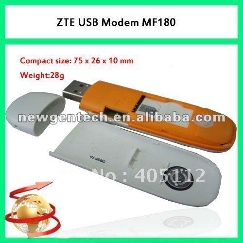 ZTE MF180 SIM Card Dongle