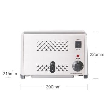 ITOP Stainless Steel 4 Slices Toaster Machine Breakfast spit driver Breakfast Machine baking bread maker sandwich heater 2