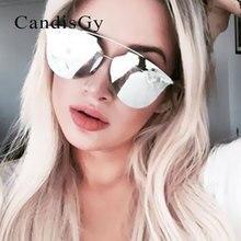 Pequeño Tamaño de Las Mujeres Espejo Rosa ojo de Gato gafas de Sol de Diseñador de La Marca de Moda de Señora Gafas de Sol Gafas Mujeres 2017 Nuevo Famoso