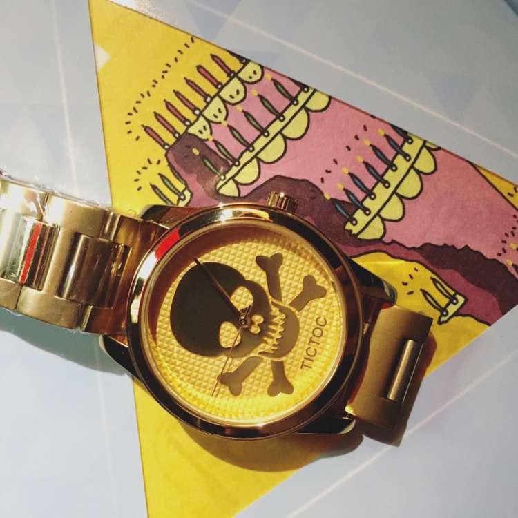 ФОТО Luxury Delicate Skull Pattern Rose Gold Women Men Quartz Watch Ladies Special Watches Male Female Wristwatch Reloj Mujer OP001
