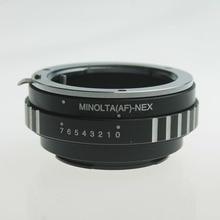 NEW Arrival Minolta AF A-type Lens to NEX-5 NEX-3 NEX-7 NEX-VG10 E Mount Camera free shipping