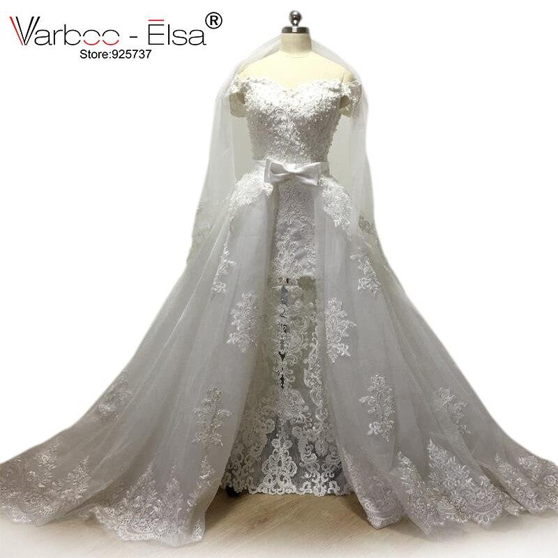 Aliexpress.com : Buy Vestido De Noiva Long Bridal Gown