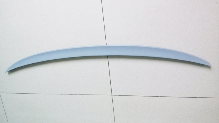 Osmrk unpainted ABS tail wing rear spoiler for Audi A5 2009 16 four doors in Spoilers Wings from Automobiles Motorcycles