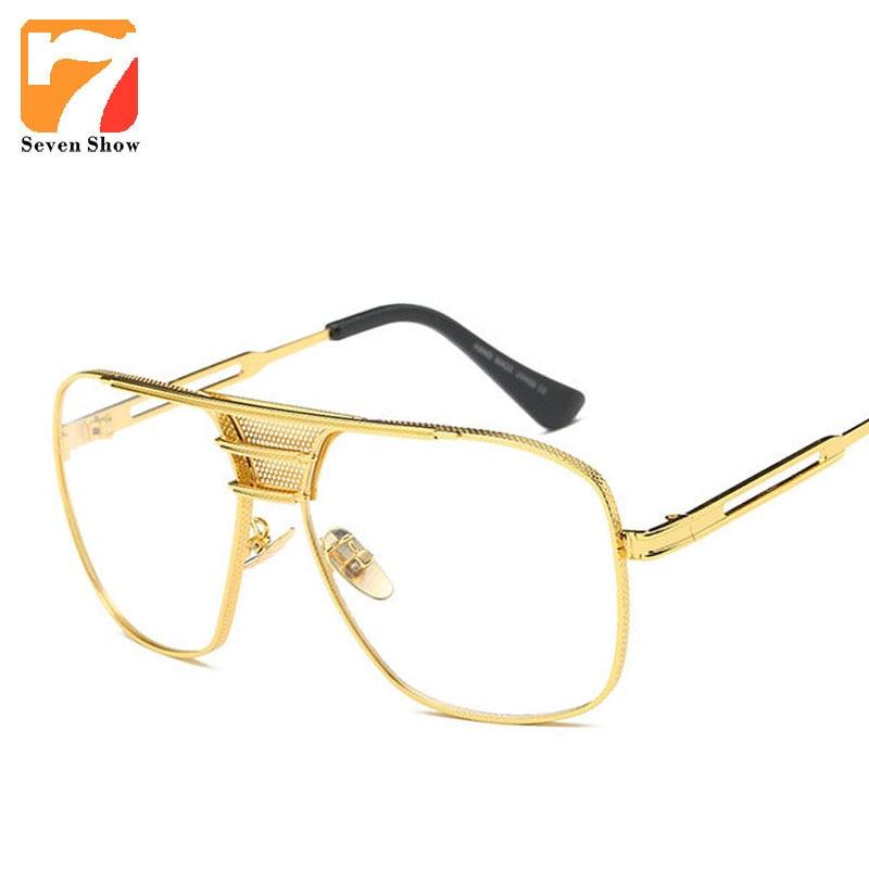 2017 übergroßen Brillen Mode Brillen Rahmen Myopie Spektakel Klare ...