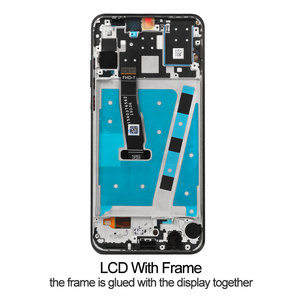 Image 3 - For Huawei P30 Lite LCD Display+Touch Screen 100% New Digitizer Screen Glass Panel Replacement For Huawei P30 P 30 Lite Display