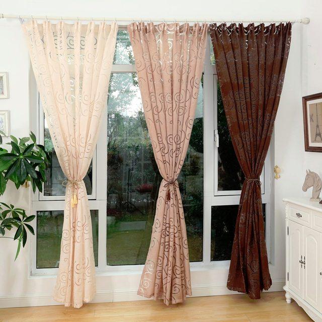 Mode Design Moderne Vorhang Stoff Wohnzimmer Vorhang Küche Tür Fenster  Vorhang Balkon Jalousien Kurze Fenster Behandlung