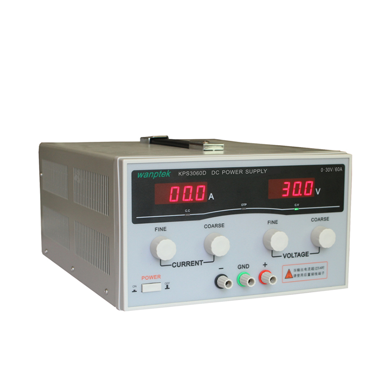 New KPS3060D High precision High Power Adjustable LED Dual Display Switching DC power supply 220V EU 30V/60A high precision adjustable display dc power supply 30v 60a high power switching power supply voltage regulators