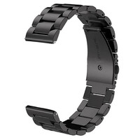 V Moro 2017 22mm Gear S3 Frontier Classic Watch Band Stainless Steel Metal For SAMSUNG GEAR