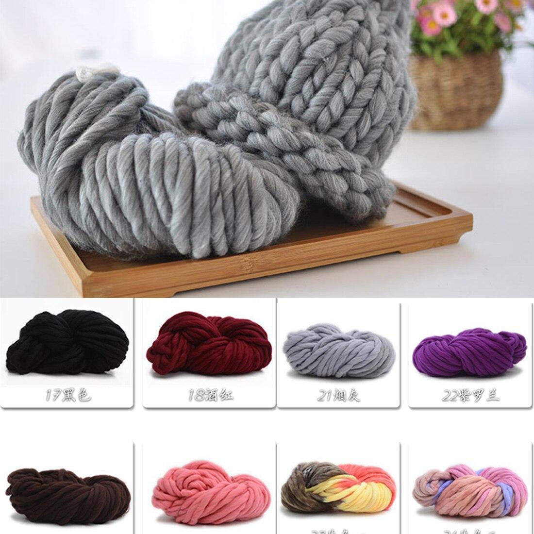 Very Usful Beautiful Soft Acrylic Yarn Thick Yarn For