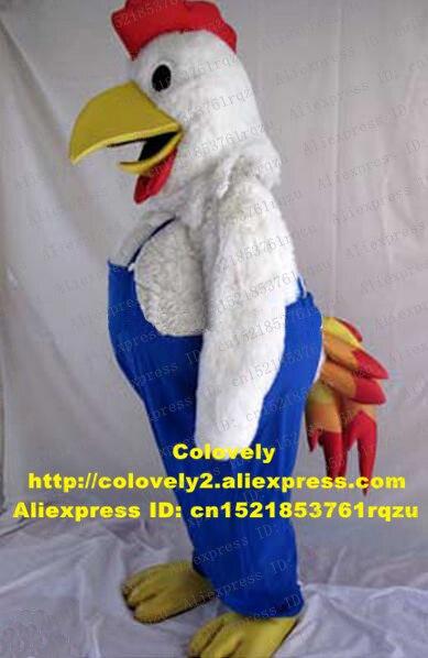 GüNstig Einkaufen Cock Hahn Henne Huhn Chook Maskottchen Kostüm Erwachsene Cartoon Charakter Anime Kostüme Kinder Programm Familie Ausflüge Zz6323