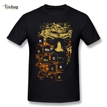 Breaking Bad Top Tees Organnic Cotton For Men Crazy Unique Quality Camiseta Boy