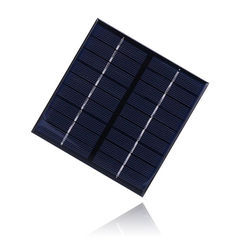 ANBES Solar Panel 9V 18V Portable Module DIY Mini Solar Panel for Outdoor Cellular Phone Charger Home Light Toy etc Solar Cell