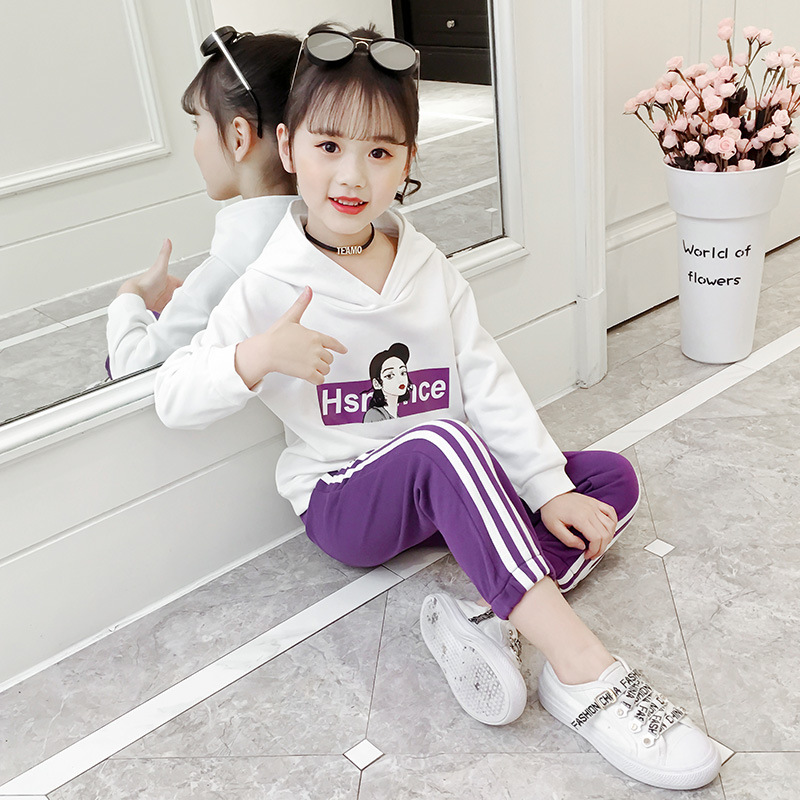 Girls outfit sets Kids clothes 2019 Girls Spring Fall ...