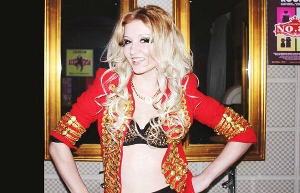 NEW HOT ! Women's stage singer Napoleon complex shrug shoulder pads gold buckle woolen uniforms red suit jacket costumes coat