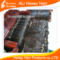 best quality natural brown color soft,silky virgin remy bulk hair,virgin remy hair, remy human hair,malaysia hair