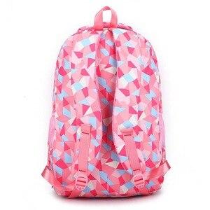 Image 3 - ZIRANYU Girl School Bag Waterproof light Weight Girls Backpack bags printing backpack child backpacks for adolescent girl