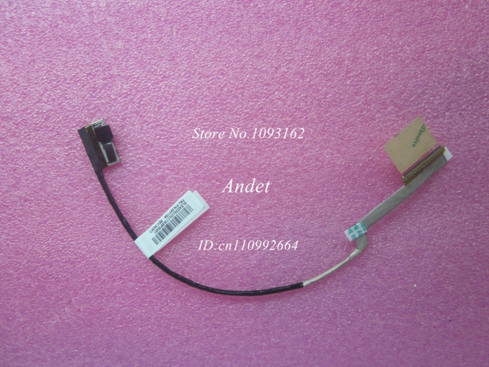 New Original for <font><b>Lenovo</b></font> ThinkPad <font><b>T430U</b></font> LCD LVDS Cable Screen Video Cable Line 04W4404 04Y1255 04Y1256 04Y1257 04Y1258 04Y1194 image