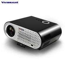 VIVIBRIGHT GP90 проектор 1280×800 Smart Кино USB Full HD видео WXGA LED HDMI VGA 1080 P Проектор для домашнего кинотеатра