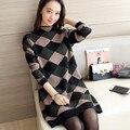 4388-2016 nuevo invierno suéter de las mujeres 74