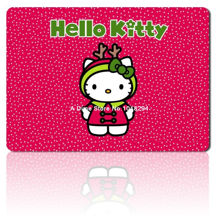 hello kitty mouse pad Best Sellers red mousepad laptop anime mouse pad 9size notbook computer gaming mouse pad gamer play mats
