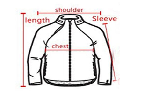 Jaquetas de corrida