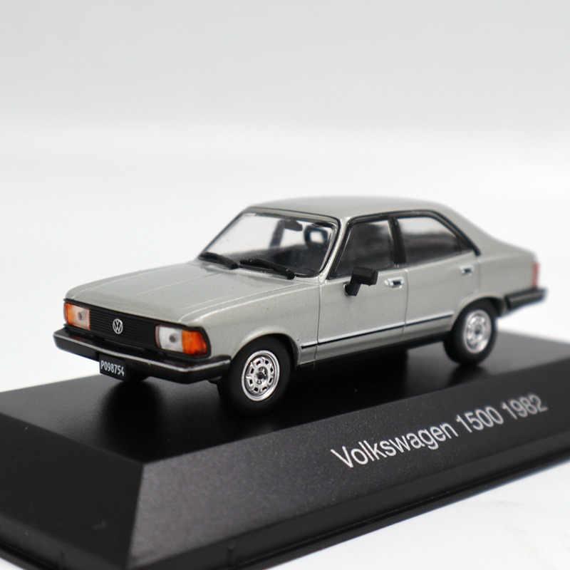 IXO Altaya 1:43 V ~ 1500 W 1982 Modelos Diecast Brinquedos Do Carro Coleção de Edição Limitada
