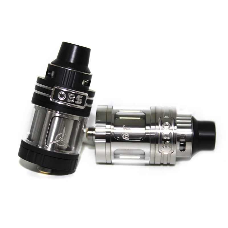 Electronic Cigarettes OBS Engine Tank font b Vape b font Top Side Filling Tank OBS Engine