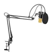 N eewer NW-800สตูดิโอกระจายเสียงบันทึกคอนเดนเซอร์ไมโครโฟนNW35สามารถปรับได้ระงับขาแขนขากรรไกรติดตั้งหนีบชุด