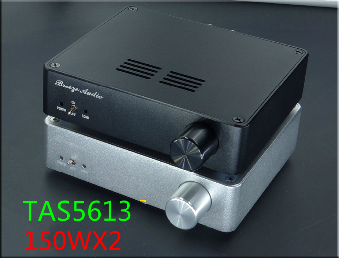 TAS5613 high power digital power amplifier digital power amplifier (150Wx2) new the wind tas5630 2 1 home audio power amplifier 150wx2 300wx1 g3 006