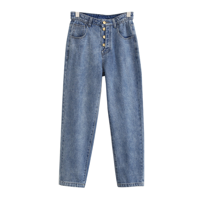 Casual Denim Jeans Pants 5
