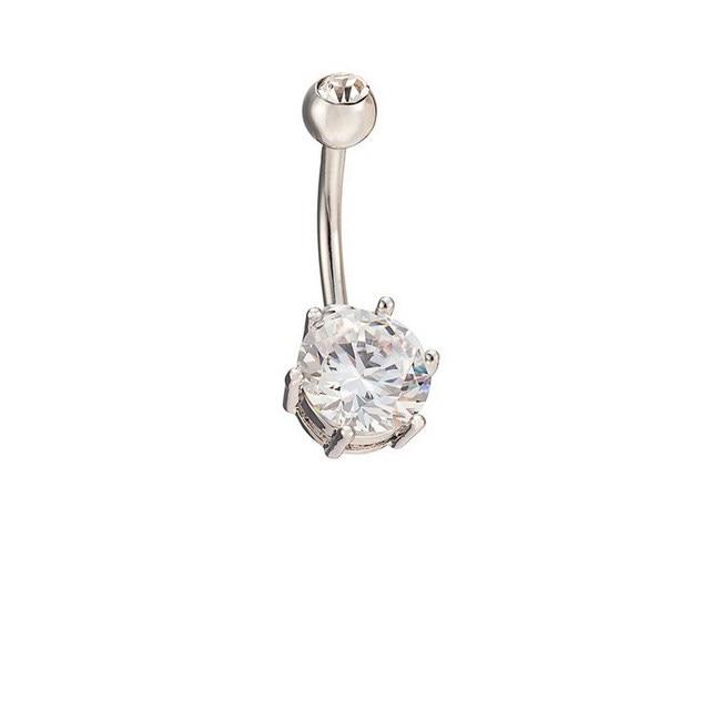 آثار فرصة بيكس Black Diamond Belly Button Ring Psidiagnosticins Com