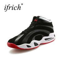 Ifrich 2017 Women Men Shoes For Basketball Sport Good Quality Couples Sport Basketball Shoes Comfortable Mens