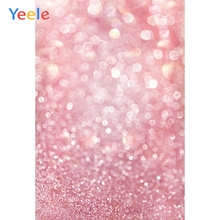 Yeele Pink Backdrops Romantic Spot Backgrounds Wedding Scenery  Party Photography Vinyl Photographic Photo Studio Scene