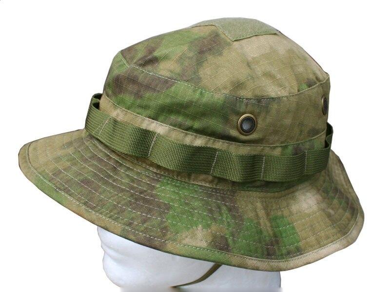 Jagd Caps Kostenloser Versand Emerson Usmc Digitale Grünen Camouflage Boonie Jagd Hut at-fg