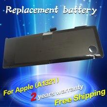 JIGU A1321 Замена Аккумулятор Для Ноутбука Apple MacBook Pro 15 «A1286 MB985 MC986 MC118 MC371 MC372 MC373
