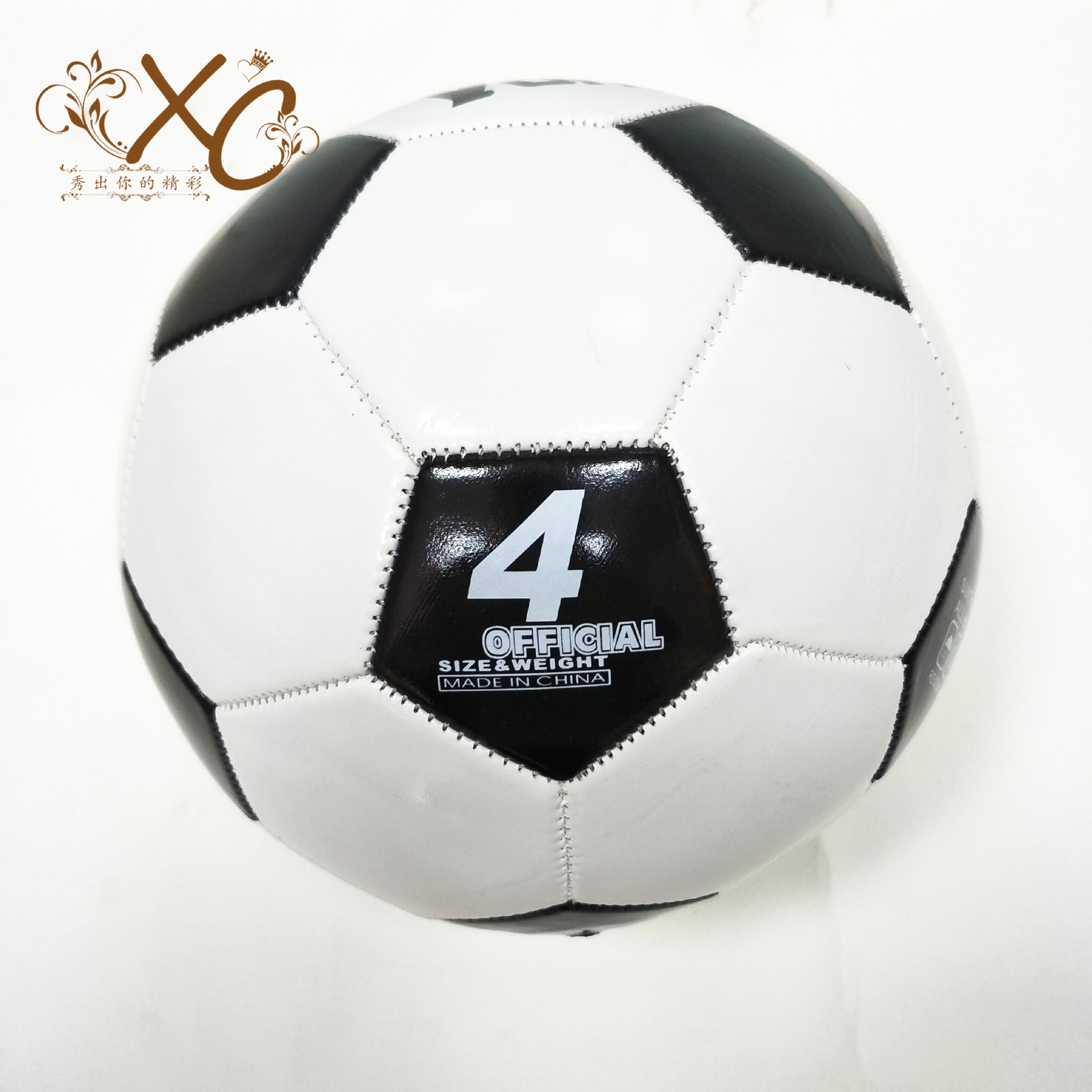 Size 4/5 Seamless PU Football Soccer Adult Student Game Training Profession Football Soccer Ball Football Ball