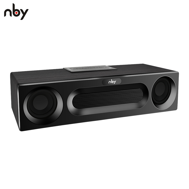 NBY 5590 Portable Bluetooth Speaker 20W System Sound System 3D Stereo Music Surround Subwoofer Wireless Speakers for ComputerNBY 5590 Portable Bluetooth Speaker 20W System Sound System 3D Stereo Music Surround Subwoofer Wireless Speakers for Computer