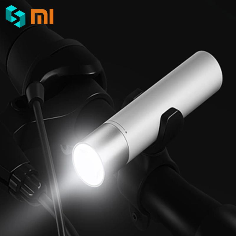 Image 5 - Xiaomi Portable Flashlight 11 Adjustable Luminance Modes With Rotatable Lamp Head 3350mAh Lithium Battery USB Charging Port-in Smart Remote Control from Consumer Electronics