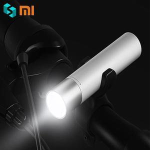 Image 5 - Xiaomi Tragbare Taschenlampe 11 Einstellbar Leuchtdichte Modi Mit Drehbare Lampe Kopf 3350mAh Lithium Batterie USB Lade Port