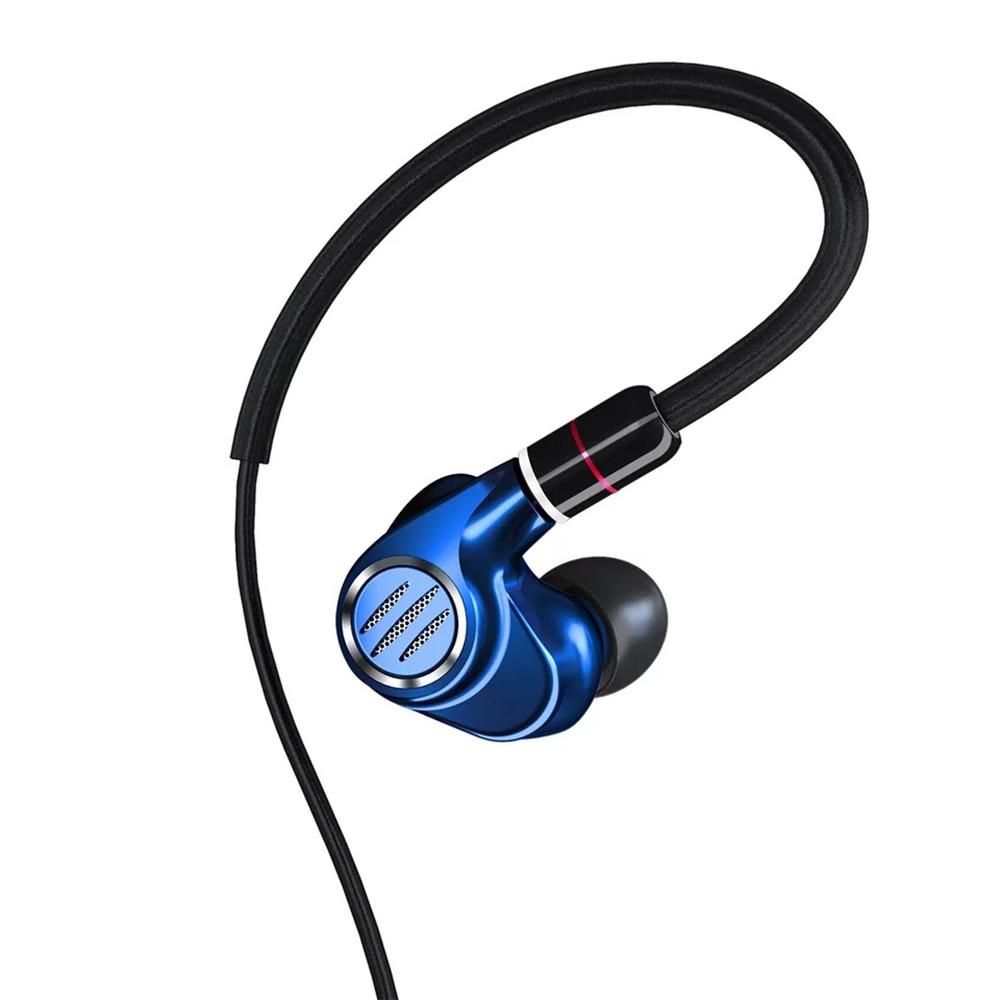 BGVP DMS DD 6BA Hybrid Driver In Ear Earphone HiFi Monitor IEM Metal Audiophile Earbuds