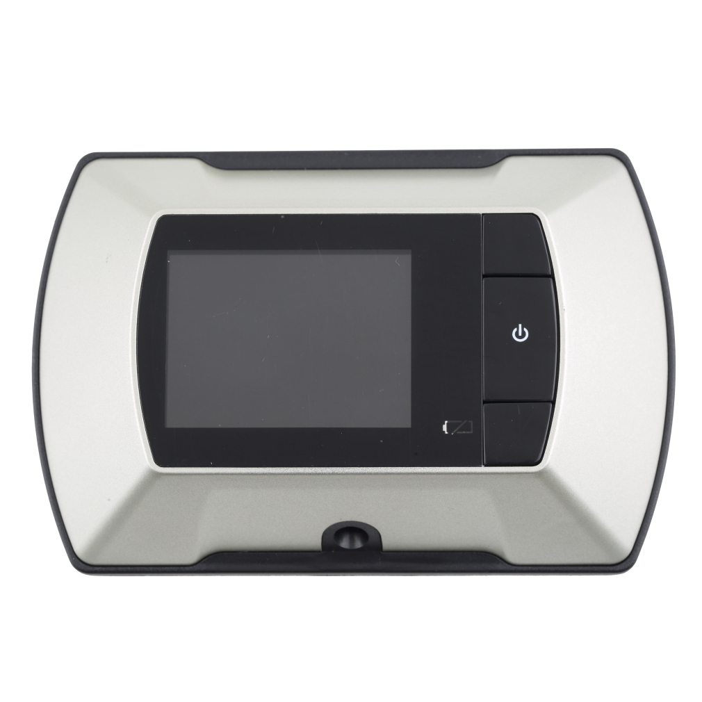 2.4'' LCD Visual Monitor Door Peephole Peep Hole Wired Viewer Camera Video P20 italian visual phrase book