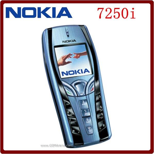 d 39 origine nokia 7250i gsm vieux pas cher bar mobile t l phone d bloqu t l phone portable dans. Black Bedroom Furniture Sets. Home Design Ideas