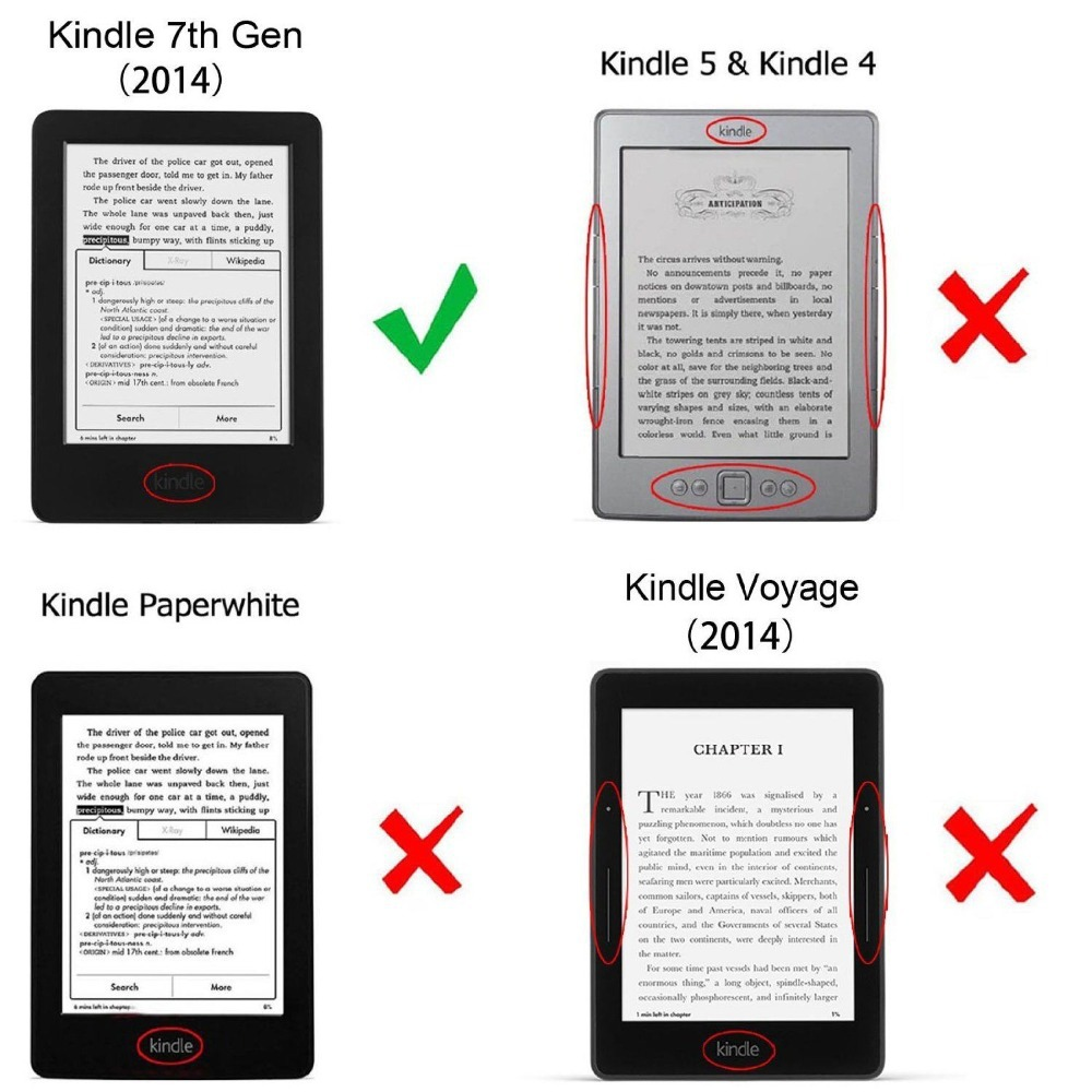Kindle Touch 4th Generation