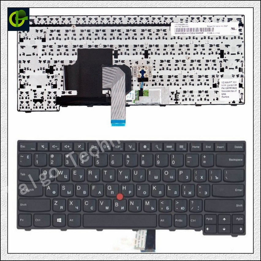 Russian keyboard For Lenovo IBM ThinkPad Edge E450 E450c E455 E460 E465 W450 RU laptop 04X6141 04X6181Russian keyboard For Lenovo IBM ThinkPad Edge E450 E450c E455 E460 E465 W450 RU laptop 04X6141 04X6181