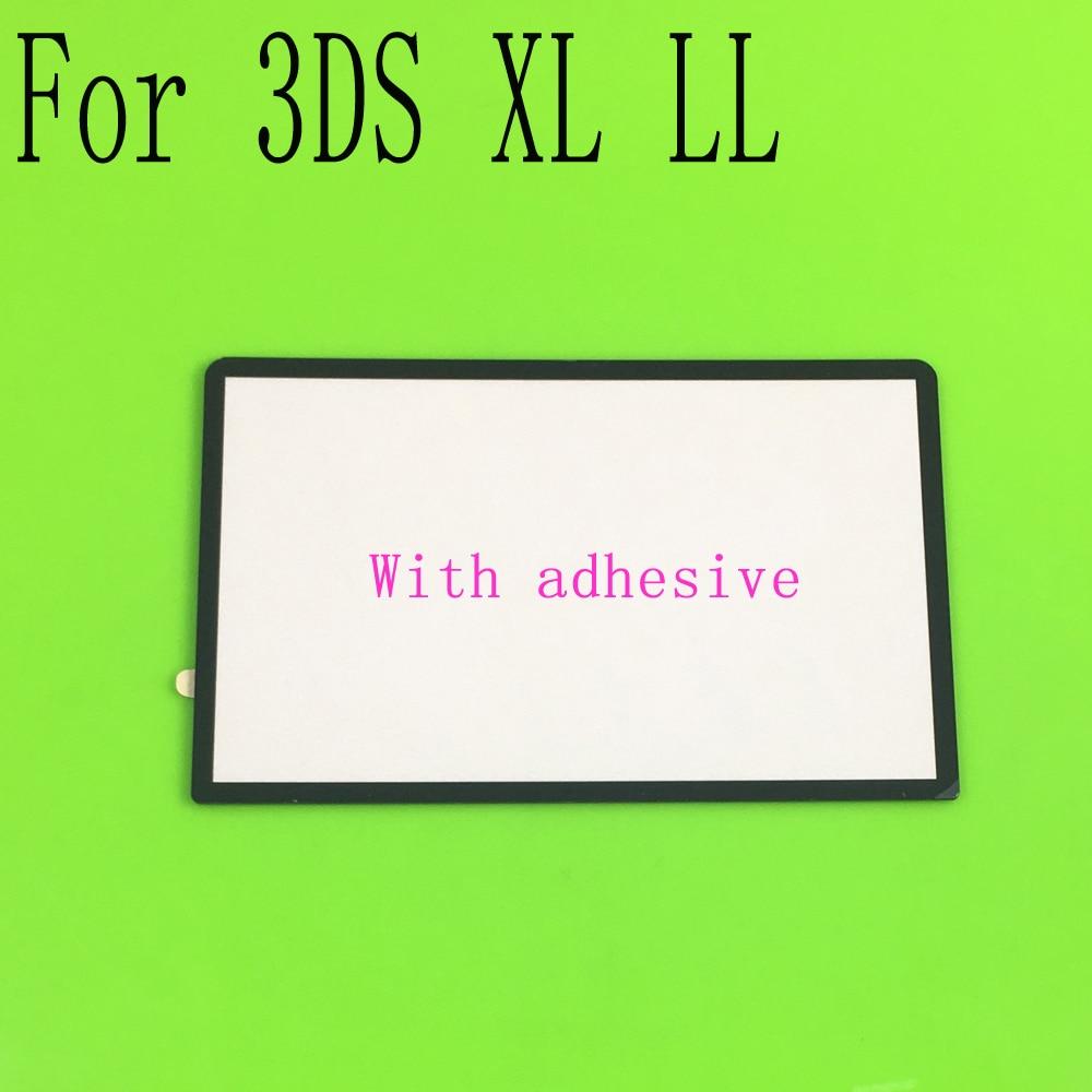Selbstlos Ersatz Kunststoff Top Vordere Lcd-bildschirm Rahmen Objektiv Abdeckung Für 3 Dsxl 3 Dsll 3ds Xl Ll Videospiele
