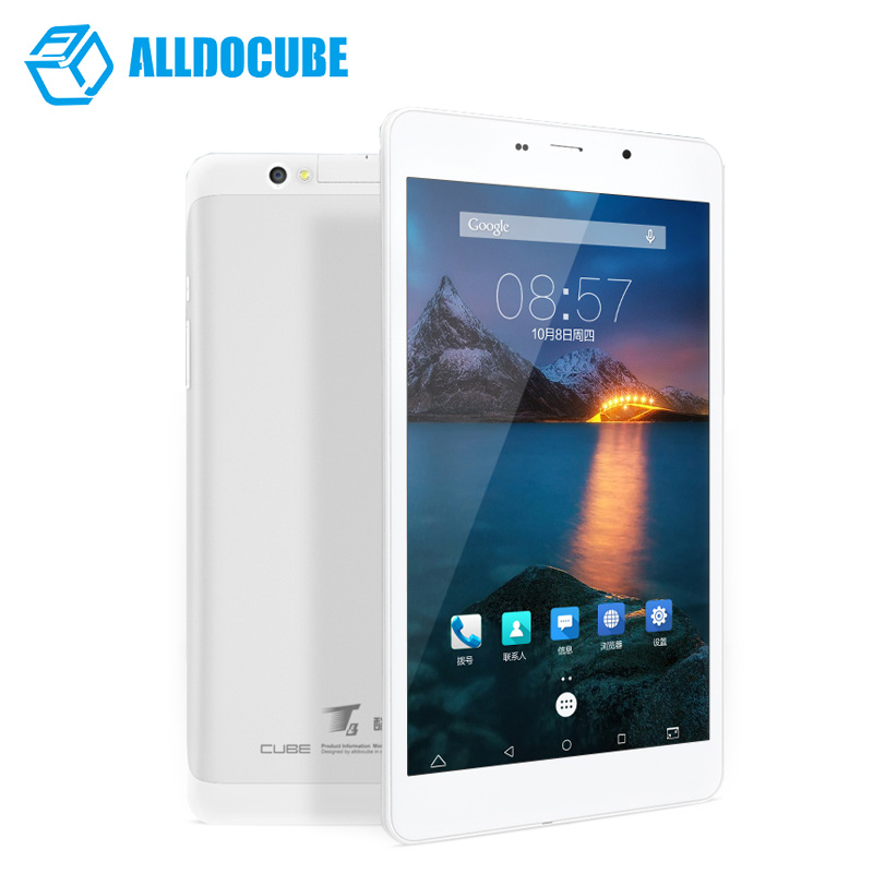 XSS Technological Co., Ltd Store Cube T8 Ultimate 8 Inch 4G LTE Tablet PC Android 5.1 MTK8783 Octa Core 2G RAM 16G ROM FHD 1920*1080 IPS 3800mAh OTG GPS Tablets